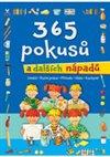 Obálka knihy 365 pokusů a dalších nápadů