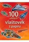 """Obálka knihy 100 """"ulítlých"""" vlaštovek z papíru"""