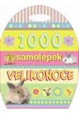 Obálka knihy 1000 samolepek Velikonoce