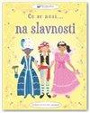 Obálka knihy Co se nosí na slavnosti