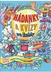 Obálka knihy Hádanky a kvízy pro školáky