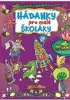 Obálka knihy Hádanky pro malé školáky