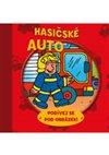 Obálka knihy Hasičské auto – podívej se pod obrázek!