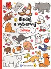 Obálka knihy Hledej a vybarvuj - Zvířátka