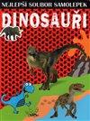 Obálka knihy Dinosauři - Nejlepší soubor samolepek