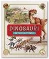 Obálka knihy Dinosauři - Průvodce stopaře