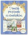 Obálka knihy Domeček pro panenky se samolepkami