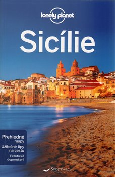 Sicílie - Lonely Planet - Gregor Clark, Christian Bonetto