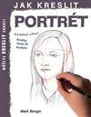 Obálka knihy Jak kreslit - Portrét