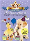 Obálka knihy Hvězdné packy – Jdeme slavit - Kniha se samolepkami
