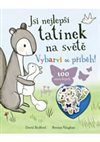 Obálka knihy Jsi nejlepší tatínek na světě - Vybarvi si příběh!