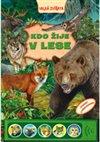 Obálka knihy Kdo žije v lese