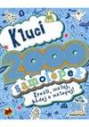 Obálka knihy Kluci – 2000 samolepek