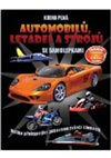 Obálka knihy Kniha plná automobilů, letadel a strojů