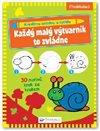 Obálka knihy Kreslíme snadno a rychle - Každý malý výtvarník to zvládne