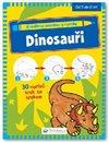 Obálka knihy Kreslíme snadno a rychle - Dinosauři
