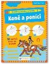 Obálka knihy Kreslíme snadno a rychle - Koně a poníci