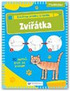 Obálka knihy Kreslíme snadno a rychle - Zvířátka