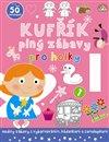 Obálka knihy Kufřík plný zábavy pro holky