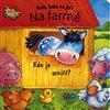 Obálka knihy Na farmě - Kuk – kdo to je?