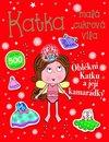 Obálka knihy Katka, malá cukrová víla - Oblékni Katku a její kamarádky
