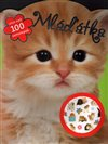 Obálka knihy Mláďátka - více než 100 samolepek