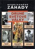 Obálka knihy Neobjasněné záhady druhé světové války