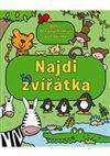 Obálka knihy Najdi zvířátka