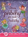 Obálka knihy První příběhy pro malé holčičky