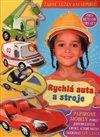 Obálka knihy Rychlá auta a stroje