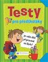 Obálka knihy Testy pro předškoláky