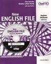 Obálka knihy New English File Beginner Workbook with key + CD-ROM