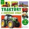 Obálka knihy Traktory a zemědělské stroje