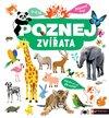 Obálka knihy Poznej zvířata - Objevte více než 200 zvířat!