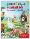 Obálka knihy Poznej vše o zvířátkách – Kniha otázek a odpovědí