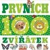 Obálka knihy Prvních 100 zvířátek