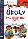 Obálka knihy Úkoly pro nejmenší děti