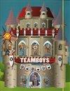 Obálka knihy Teamboys -  Knights Castles