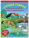 Obálka knihy Statečná zvířátka - Kniha plná příběhů, odvahy a dobrodružství
