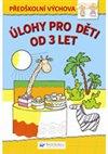 Obálka knihy Úlohy pro děti od 3 let