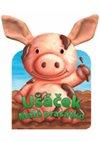 Obálka knihy Ušáček – malé prasátko