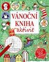 Obálka knihy Vánoční kniha aktivit - více než 200 samolepe