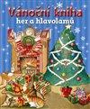 Obálka knihy Vánoční kniha her a hlavolamů