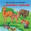 Obálka knihy Zvířátka v přírodě – kdo se skrývá pod obrázkem?