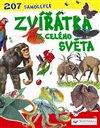 Obálka knihy Zvířátka z celého světa