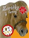 Obálka knihy Zvířátka z farmy - více než 100 samolepek