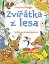 Obálka knihy Zvířátka z lesa - kniha se samolepkami