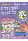 Obálka knihy Roztomilí mazlíčci - Skládanky pro šikovné ručičky