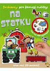 Obálka knihy V autoservisu - Skládanky pro šikovné ručičky