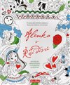 Obálka knihy Alenka v říši divů - omalovánky